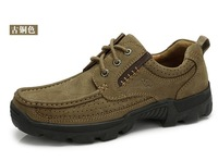 2014 New Men Genuine Leather Sneakers Spring Fashion Brand Men's shoes anthentic shoes for men Casual Solid shoe