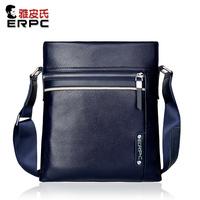 New genuine leather male shoulder bag men messenger bag business casual cowhide fashion man bag T136