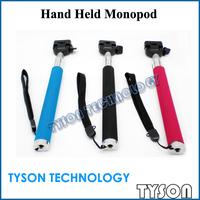 Hand Held Monopod XShot Camera Extender Extendible Mono Pod Camera Tripod Handheld Self Photo Stand Stick Free Shipping