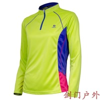 Women's cycling  Jerseys quick dry perspicuousness red green blue color decoration S ,M,L,XL,XXL