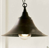 New supernova sales American style brief modern vintage tieyi horn pendant light free shipping