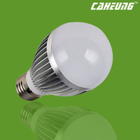 New LED bulb 6W  Dimmable Ball Bulb AC85-265V E27 Warm White / White /cool white wholesale High quality Energy Saving  wall