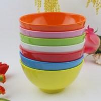 5 inch,100% Melamine tableware food salad bowl for  salad\rice