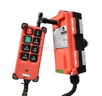 Excellent 220VAC 8 Channels 1 Speed F21-E1B Series Industrial Remote Controller Hoist Crane 1 Transmitter+1 Receiver
