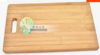 Korean kitchen sink meters self-shade natural bamboo wood rectangle chopping block cutting board chopping board panel antibiotic