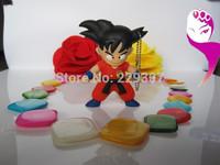 DFree shipping New cartoon dragon ball Son Goku USB Flash Drives thumb pen drives memory stick 4GB 8GB 16GB 32GB