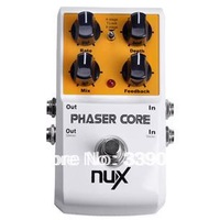 NUX Stomp Boxes Phaser Core 4 - stage and Tape 8-stage Core Series Guitar Effect Pedal True Bypass Musical Instrument