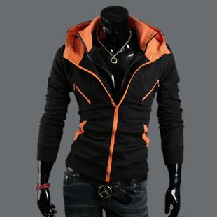 Diamond Supply Co Men 2014 Hoodie Zipper Designer Mass Effect Slim Fit Hip Hop Mens Hoodies Sweatshirts College Jacket Coats