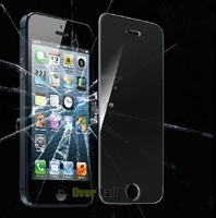 Tempered Glass Explosion proof Screen Protector film for Apple iPhone 4 4S free shipping