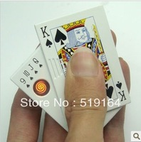 Free Shipping! Electronic USB Poker Rechargeable Flameless Cigar Lighter
