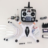 Walkera QR X350 Auto Pilot w/GPS,gimbla,camera Video Transmitter system FPV RTF