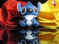 Genuine cartoon cute stitch usb flash drive memory stick thumb pen drive Free Shipping