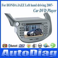 For HONDA FIT / JAZZ2007-  7'' Android Car DVD Player CP-H016 with GPS 3G Wifi Hotspot RDS Analong TV