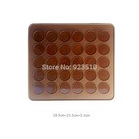 Silicone Cake mold 30 - Hole Chocolate Macaron Macaron cake silicone pad