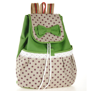 women backpack Girls Canvas backpack for Middle School Students Girls ...