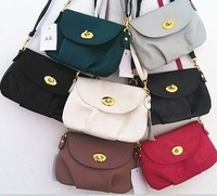 50% OFF FREE SHIPPING CANDY COLOR PU Leather Shoulder Bags/ High Quality handbags JS-8956