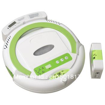 Cleanmate QQ2-TV, Robot Vacuum Cleaner, Smart Cleaner, Mini Vacuum, Cleaning Product, Cleaning Machine