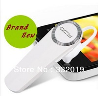 Brand new bluetooth 3.0 earphone with MIC bluetooth stereo wireless earphone for mobile phone handsfree 53212 Free Shipping