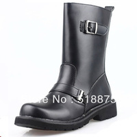 Free Shipping+Hot Selling Winter Protection -40 Men's Winter Boots 100% Genuine Leather Big Size Waterproof Rubber Boots 38-46