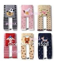 Retail Cartoon nine points big pp leggings baby lovely leggings * 6 groups 654018
