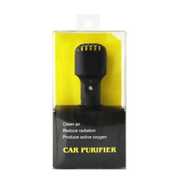 DC12V electrical air lonizer ZE-86 Portable air purifiers mini Car Air Purifier