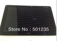 100% tested and new Hot selling B101UAT02 screen LCD digitizer for Acer Iconia Tab A700 pad