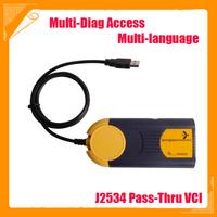 Multi-Di@g Access J2534 Pass-Thru OBD2 Device Multi Diag multi diag access passthru xs j2534 VCI