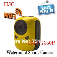 Sports Camera - Commando Series HD camera mini outdoor WiFi wireless connection  Black  1080P M600