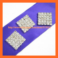 Free Shipping ! 200pcs/lot 17mm Rhinestone Invitation FlatBack ,Wholesale Rhinestone Cluster ,Rhinestone Embellishment