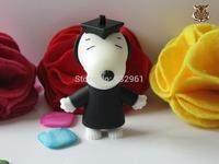 Hot sales!New gift cartoon dog doctor model usb flash drive 2.0 memory  pen drive free shipping