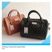New 2014 Fashion brand mango women's handbag 2 color  plaid MNG handbag messenger bag free shipping