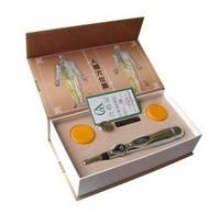 Cheap Meridiarns pen energy pen acupoint massage acupuncture pen magic laser electronic pen