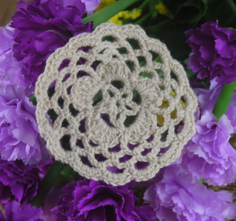 Wholesale 100% cotton Retro Crochet pattern Doily hand made Crochet ...