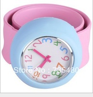 Min Order Usd15.0 (Can mix order) 2013 new fashionable colorful cartoon children modeled clap table student table