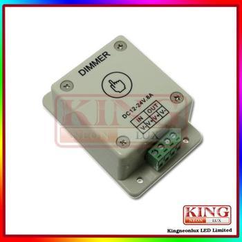 Free Shipping Led Touch Dimmer Low Voltage DC5V, 12V-24V, 5V<40W,12V<96W,24V<192W
