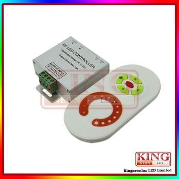 Free Shipping Led Single Color Touch Controller(Aluminum version) DC12V-24V, 12V:<120W, 24V:<240W