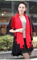 Free shipping  ! new ms cashmere sweater dress long sweater shawl cardigan sweater coat