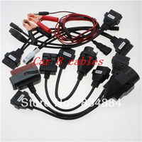 DHL free shipping 2013 Best Selling TCS cdp pro plus car cables promotion price cables for ds150 tce cdp  car