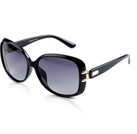 Vintage Sunglasses Women Polarized Women Sunglasses Female  Star Style Sun Glasses With  Tiger Black