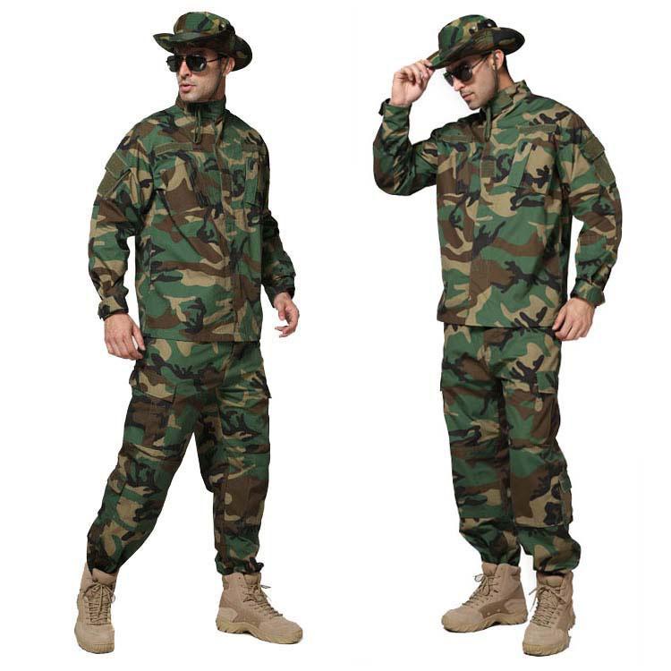 Одежда Военных