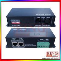 DMX512 decoder 4CH for RGB LED strip 12V-24V DC Free Shipping