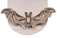 Vampire Wing Bat Brooch