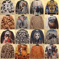 men/women fashion print 3d sweaters Galaxy hoodies Pullovers 3D Sweatshirt top S/M/LXL free shipping