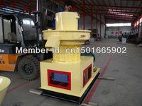 2013 china design biomass Ring die pellet machine factory price
