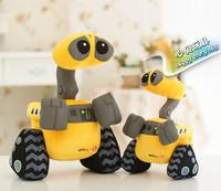 Free Shipping 25 cm Robot Story WALL plush toys, children's plush toy doll genuine Wali doll gift