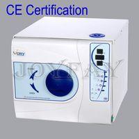 12L Vacuum Steam Autoclave Medical Dental Autoclave Sterilizer + Printer CE Certificate One Year Warranty