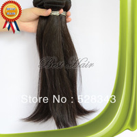 "Unprocessed Virgin brazilian hair Body wave 12""-34"" 3pcs/lot Human hair weave bundles Mixed length Free shipping Natural Color"