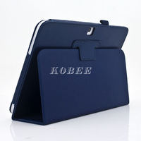 Stand Pen Leather Tablet Case Cover for Samsung Galaxy Tab 3 10.1 P5200,Best Microfiber Protection Inside P5200 Case Cover 1PCS