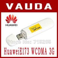 10pcs/Lot Unlock Huawei 3G Dongle e173 modem free shipping