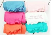 1pc Children Kids pants Wholesale Waves Lace Girls pants Leggings Trousers Candy color Cotton Pants CL0530